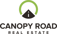Canopy Road Real Estate Logo