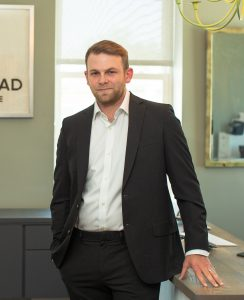 Brandon Standifer professional headshot